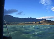 Smältvatten från Sydamerika ändrade havscirkulation och klimat