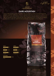 Produktblad Dark Mountain