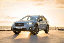 Subaru XV jälleen kokoluokkansa paras