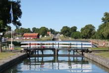 Nytt besökscentrum för Göta kanal planeras vid Bergs slussar