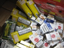 Illicit tobacco seized in Peterborough