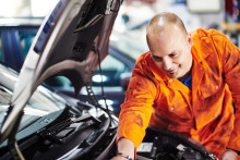 Svenskarnas bilreparationer dyrast i Europa
