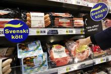 Starkt förtroende för svenskt kött