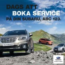 Update Subaru.