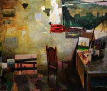 Bo Ljung, måleri 10 mars-8 april 2018