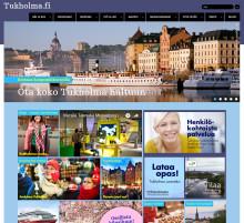Finsk Stockholmsportal nominerad till European Excellence Awards
