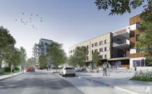 Hemsö vinner förslag att utveckla Södra Källtorpsområdet i Västerås