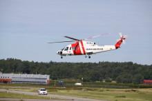 Brandbekämpning med äldre helikoptrar möjlig – men med inverkan på nuvarande beredskapsförmåga