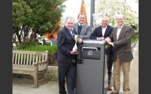Irländska kommunen Dún Laoghaire-Rathdown vann utmärkelsen  Most Efficient Global Municipality med hjälp av Bigbelly avfallskärl