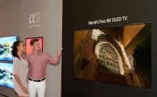 IFA: LG introducerer verdens første OLED-TV med 8K-opløsning