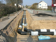 Powerpipe awarded contract to supply 30km of pipes DN300/500 in Köping, Sweden.