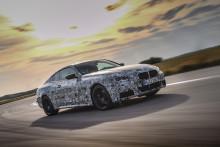 Helt nye BMW 4-serie: Snart klar på startstreken