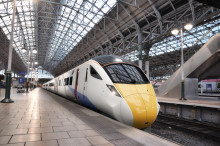 ​TransPennine Express and Angel Trains orders 95 Inter City rail carriages from UK manufacturer Hitachi