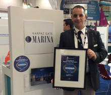 boot Düsseldorf - Karpaz Gate Marina: Karpaz Gate Marina Gewinnt TYHA International Marina of the Year Award 2017