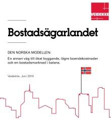 Dags att importera den norska bostadspolitiken!