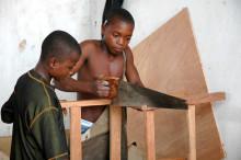 Microsoft hjälper barn i Västafrika genom Röda Korset