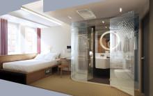 Här är de första bilderna på Best Westerns nya hotell i Stockholm city