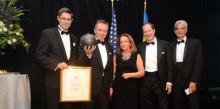 Svensk vattenreningsteknik belönas med SACC New York-Deloitte Green Award 2015