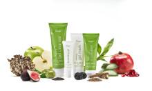Sonya daily skincare system - En gelébasert serie med fokus på fuktighet og glød.