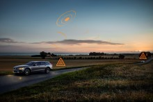 Volvo tilslutter sig banebrydende pan-europæisk pilotprojekt