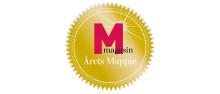 Utmärkelsen Årets Mappie 2017 tilldelas skådespelaren Suzanne Reuter!