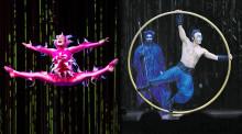 Cirque du Soleil till Malmö med Varekai nästa vecka!