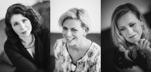 All that Vocal Jazz – Vivian Buczek, Anna Pauline & Hannah Svensson på Palladium Malmö 8 okt