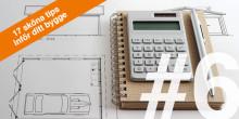 17 sköna tips inför ditt bygge – TIPS 6: BYGGLOV