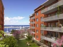 HSB Malmö bygger 99 lägenheter i Limhamns Sjöstad
