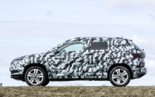 Möt nya ŠKODA KAROQ – en helt ny SUV