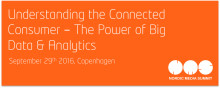 Understanding the Connected Consumer- the Power of Analytics & Big data