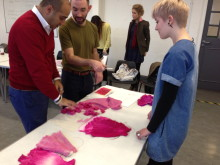 Zaffron London and London College of Fashion (LCF) Project to Promote and revolutionise the functional and aesthetic use of Pure Pashmina