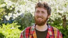 Transsexuelle Hannes Pettersson kan bli Sveriges nästa humorstjärna.
