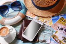 Gør din mobil/tablet sommerklar