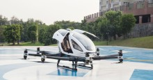Urban mobility: first aerial vehicle prototypes for aerospace group FACC transported