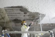 SprayTec: Unik metode som krever absolutt ren glassfiberull