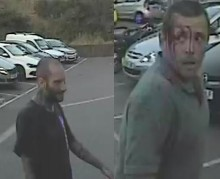 CCTV released in connection with violent public order in Weston
