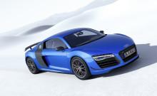 Audi R8 LMX – verdens første serieproducerede bil med laserforlygter