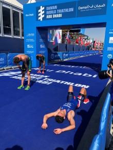 Verdenseneren Mario Mola vant igjen. Gustav Iden ble beste nordmann