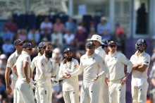 England name squad for fifth Test