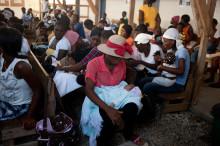 HAITI 3 ÅR - Sjukvårdssystem i spillror