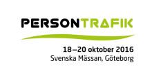 Välkomna till Persontrafik 2016 i Göteborg