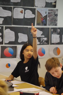 98 elever fra 29 forskellige skoler på TalentCamp i matematik
