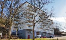 Inflyttning i Riksbyggen Brf Skårdal vid Vättlefjäll i Bohus