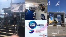 GLOBAL ONE MEDIA FOURTH DAY AT THE PARIS AIR SHOW 2017