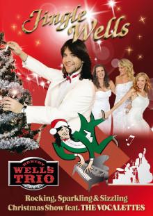 Exklusive julshow med Robert Wells