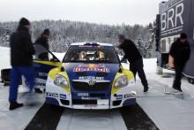 Super 2000 World Rally Championship 2010: Sandell och Axelsson finslipar VM-formen i Norge