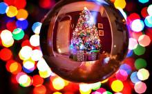Använd teknik för smarta hem för att skapa en mysig jul