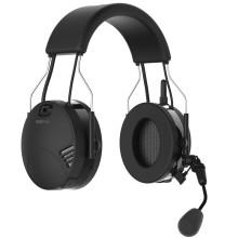 Nytt sortiment av headset/hörselskydd med Intercom från Sena!