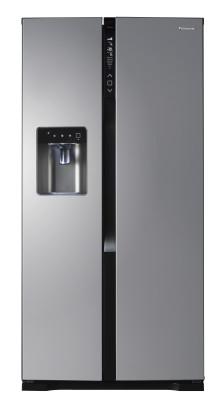Panasonic extends its intelligent cooling range of Side-By-Side Fridge-Freezers